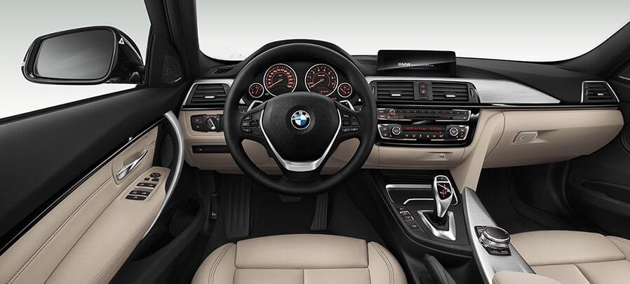 Tampilan Dashboard BMW Series 3 2019 Baru Carmudi Indonesia