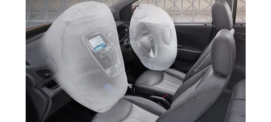 Airbags Spark