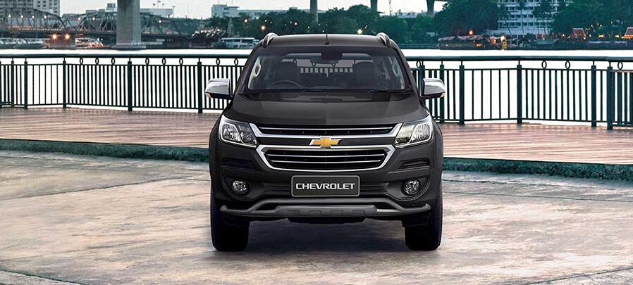 Tampilan Depan Chevrolet Trailblazer
