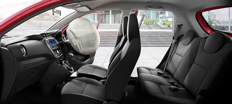 Airbag Datsun GO